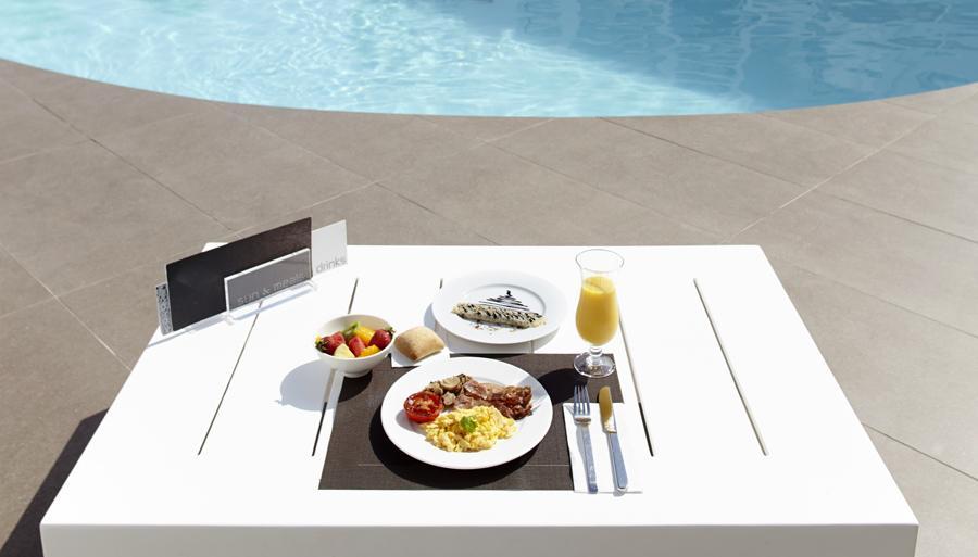 S breakfast english