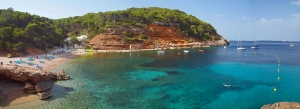 Best beaches in Ibiza for October